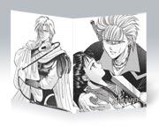 Купить школьные дневники Fushigi Yuugi