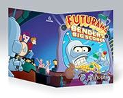 Купить школьные дневники Futurama