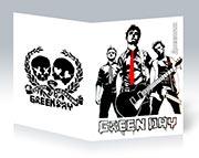 Купить школьные дневники Green Day
