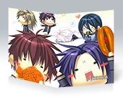 Купить школьные дневники Hiiro no Kakera