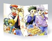 Купить школьные дневники Hunter x Hunter