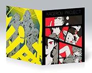 Купить школьные дневники Kagerou Days