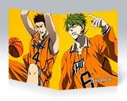 Купить школьные дневники Kuroko no Basket