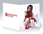Купить школьные дневники Mirror's Edge