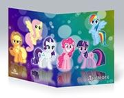 Школьный дневник My Little Pony