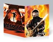 Купить школьные дневники Ninja Gaiden