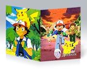 Купить школьные дневники Pokemon