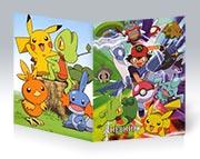 Школьный дневник Pokemon
