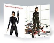 Купить школьные дневники Resident Evil