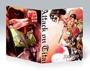 Купить школьные дневники Shingeki no Kyojin