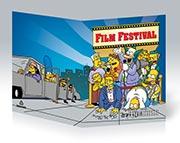 Купить школьные дневники Simpsons