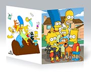 Школьный дневник Simpsons