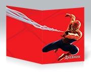 Школьный дневник Spider-man
