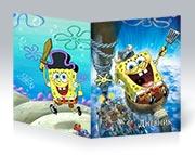 Школьный дневник SpongeBob Squarepants