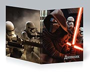 Купить школьные дневники Star Wars