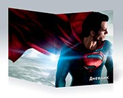 Купить школьные дневники Superman