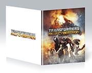 Школьный дневник Transformers