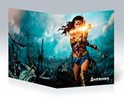 Школьный дневник Wonder Woman