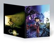 Купить тонкие школьные тетради Coraline