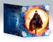 Купить тонкие школьные тетради Doctor Strange