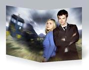 Купить тонкие школьные тетради Doctor Who