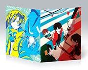 Купить тонкие школьные тетради Kagerou Days