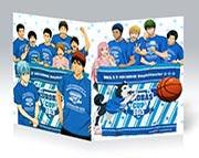 Купить тонкие школьные тетради Kuroko no Basket