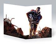 Тонкая школьная тетрадь Mass Effect