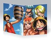 Купить тонкие школьные тетради One Piece