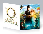 Купить тонкие школьные тетради Oz the Great and Powerful
