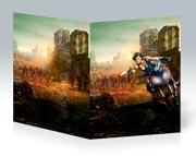 Купить тонкие школьные тетради Resident Evil