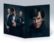 Купить тонкие школьные тетради Sherlock BBC
