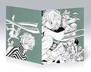 Купить тонкие школьные тетради Shin Megami Tensei