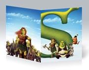 Купить тонкие школьные тетради Shrek