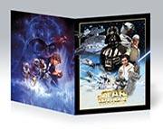 Купить тонкие школьные тетради Star Wars
