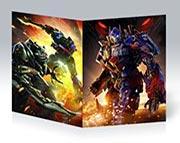 Купить тонкие школьные тетради Transformers