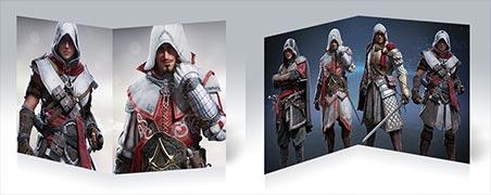 Тетрадь для конспектов Assassin's Creed