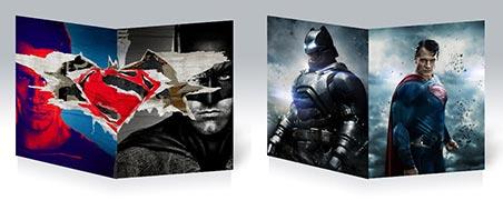 Тетрадь для конспектов Batman v Superman: Dawn of Justice