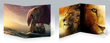 Купить тетради для конспектов Chronicles of Narnia