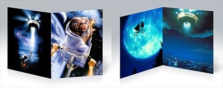 Тетрадь для конспектов E.T. The Extra-Terrestrial