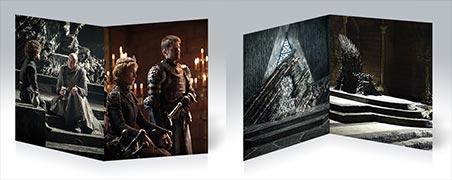 Тетрадь для конспектов по аниме/манге Game of Thrones