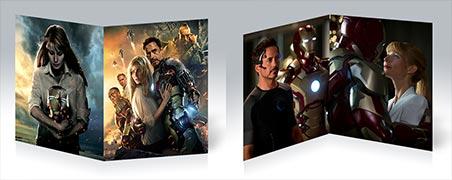 Тетрадь для конспектов Iron Man