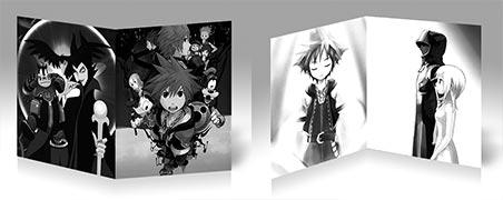 Купить тетради для конспектов Kingdom Hearts