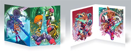 Тетрадь для конспектов Mega Man