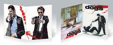 Тетрадь для конспектов по аниме/манге Reservoir Dogs