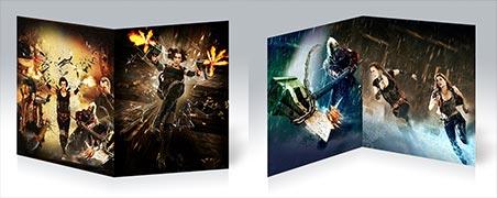 Купить тетради для конспектов Resident Evil