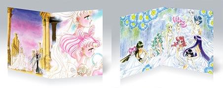 Тетрадь для конспектов по аниме/манге Sailor Moon