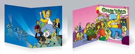 Купить тетради для конспектов Simpsons