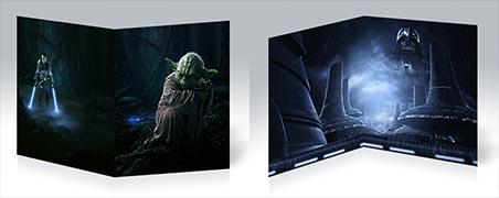 Тетрадь для конспектов Star Wars