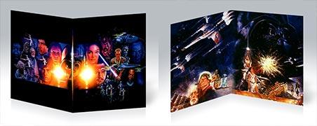 Купить тетради для конспектов Star Wars